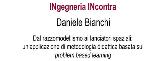 INgegneria INcontra - Daniele Bianchi